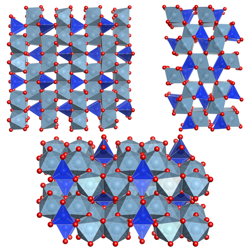 Topaz - Crystal Structure